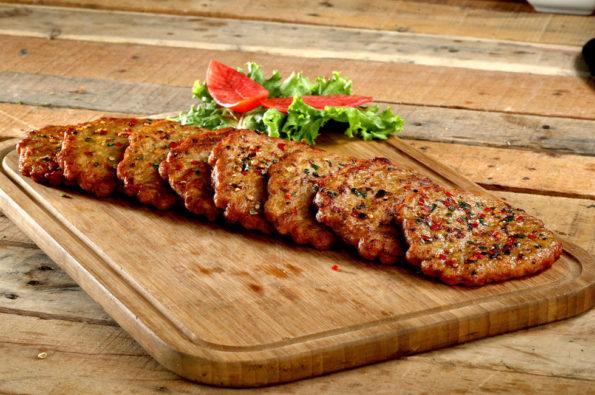 chapli kabab 1